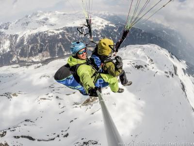Tandemsprung Linez Osttirol, Lufttaxi, Airtaxi, Flugtaxi